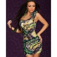 Strapless short tight dresses